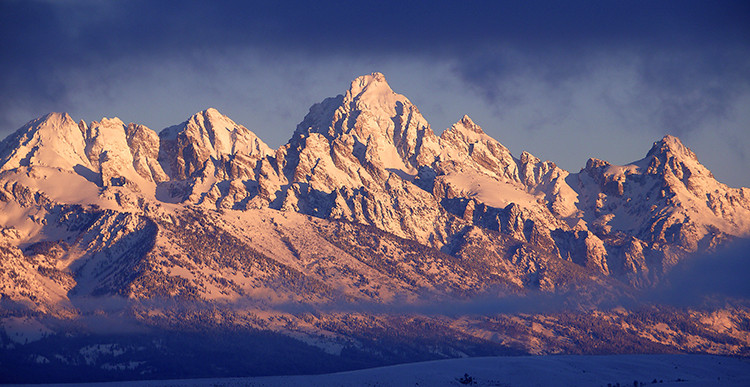Grand Teton Light