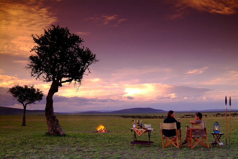 age restrictions at safari camps