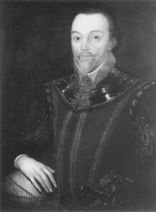 Sir Francis Drake, from Buckland Abbey, Devon