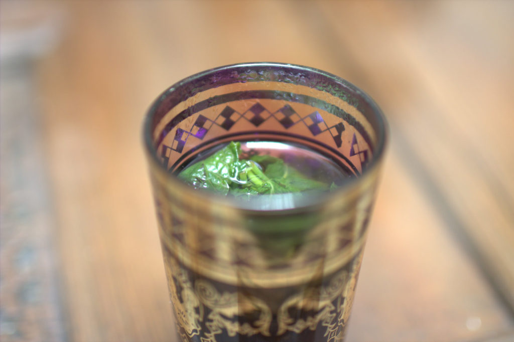 mint tea, Morocco